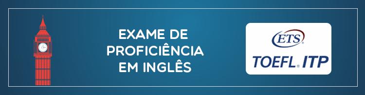 Alunos e servidores do IFSULDEMINAS podem realizar exame de proficiência em Inglês no Campus Machado