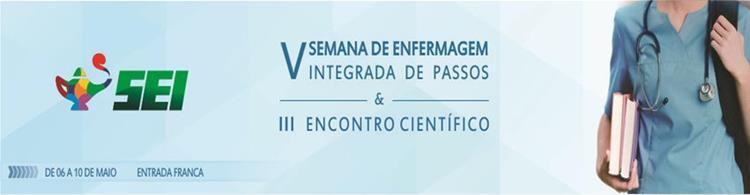 Inscrições abertas para V Semana de Enfermagem Integrada e III Encontro Científico!
